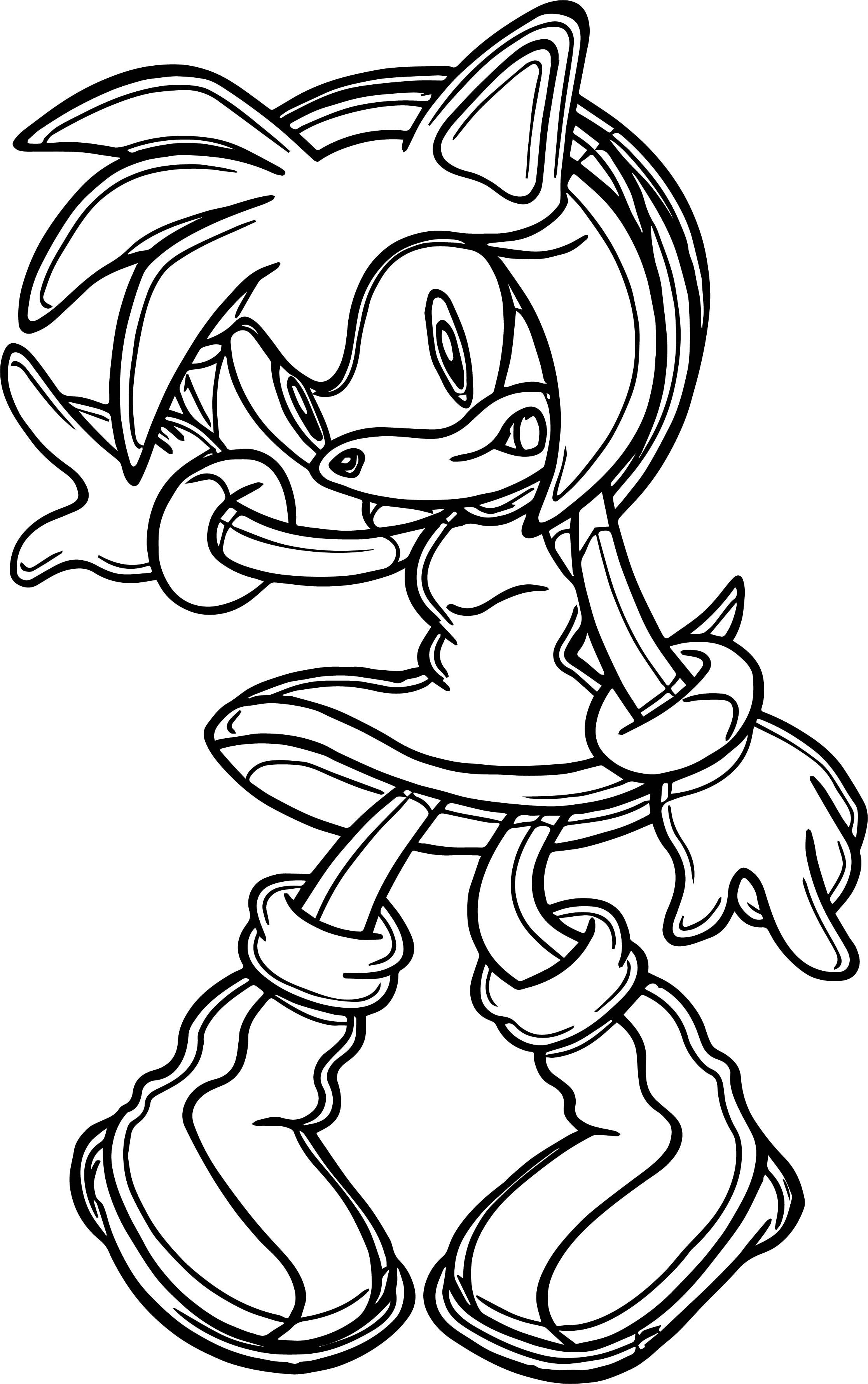 amy rose coloring pages perfect amy rose coloring pages wecoloringpagecom pages rose coloring amy