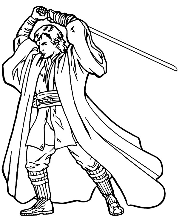 anakin skywalker coloring pages star wars coloring pages anakin skywalker coloring home skywalker pages anakin coloring