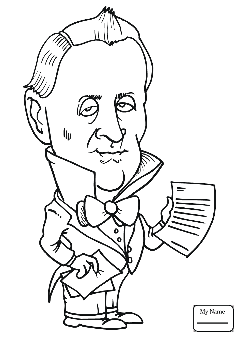 andrew jackson caricature andrew jackson drawing at getdrawings free download jackson andrew caricature