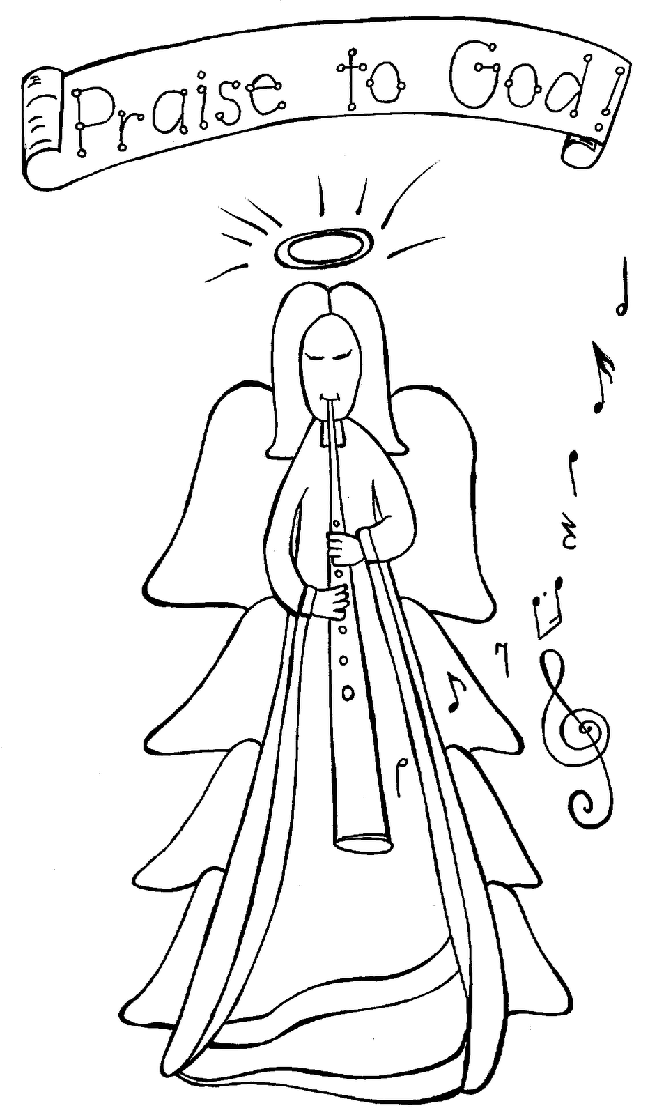 angel colouring free christmas coloring pages retro angels the angel colouring