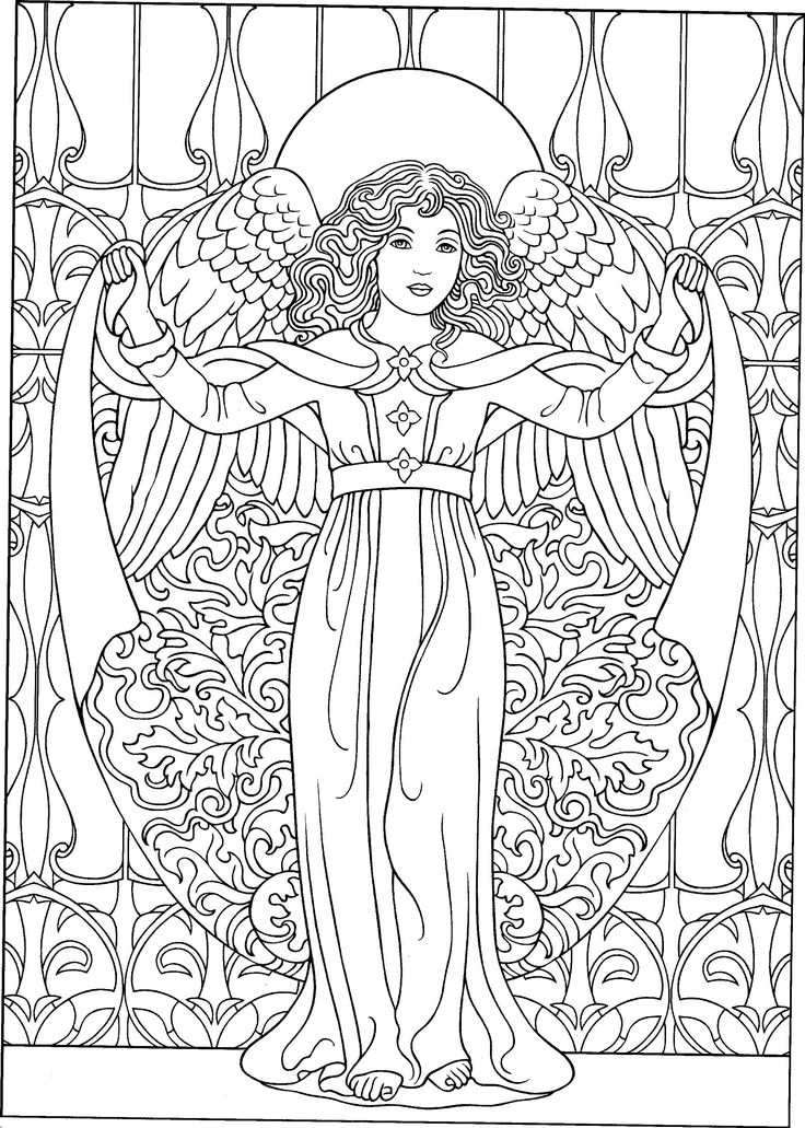 angel colouring xmas coloring pages colouring angel 1 1