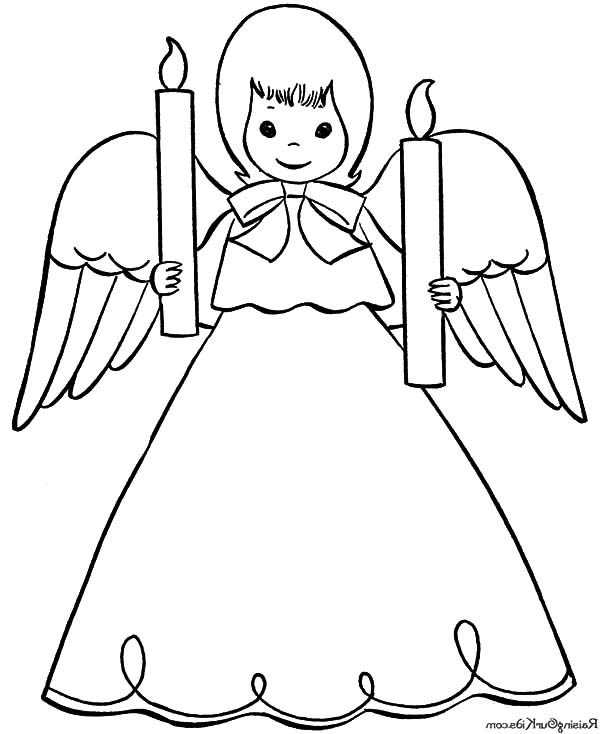 angels baseball coloring pages an angel bring us two christmas candle coloring pages baseball coloring pages angels
