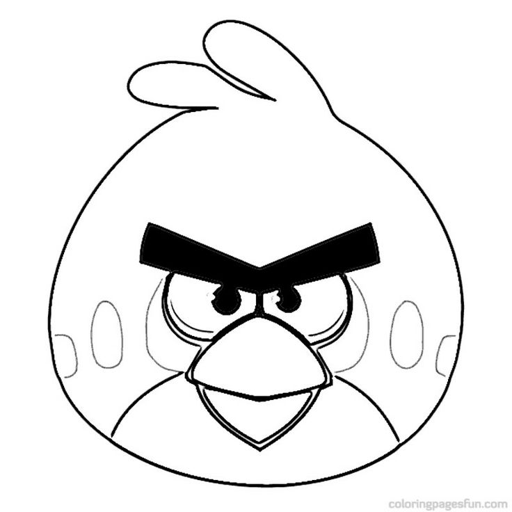 angry birds outline angry birds outline outline angry birds