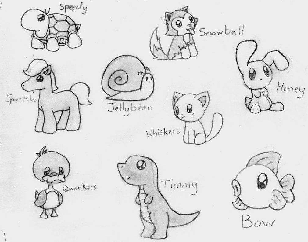 anime animals drawings 1000 images about draw cartoon animals on pinterest drawings anime animals