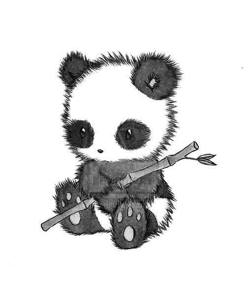anime animals drawings gallery for gt anime animals cute panda love them animals anime animals drawings