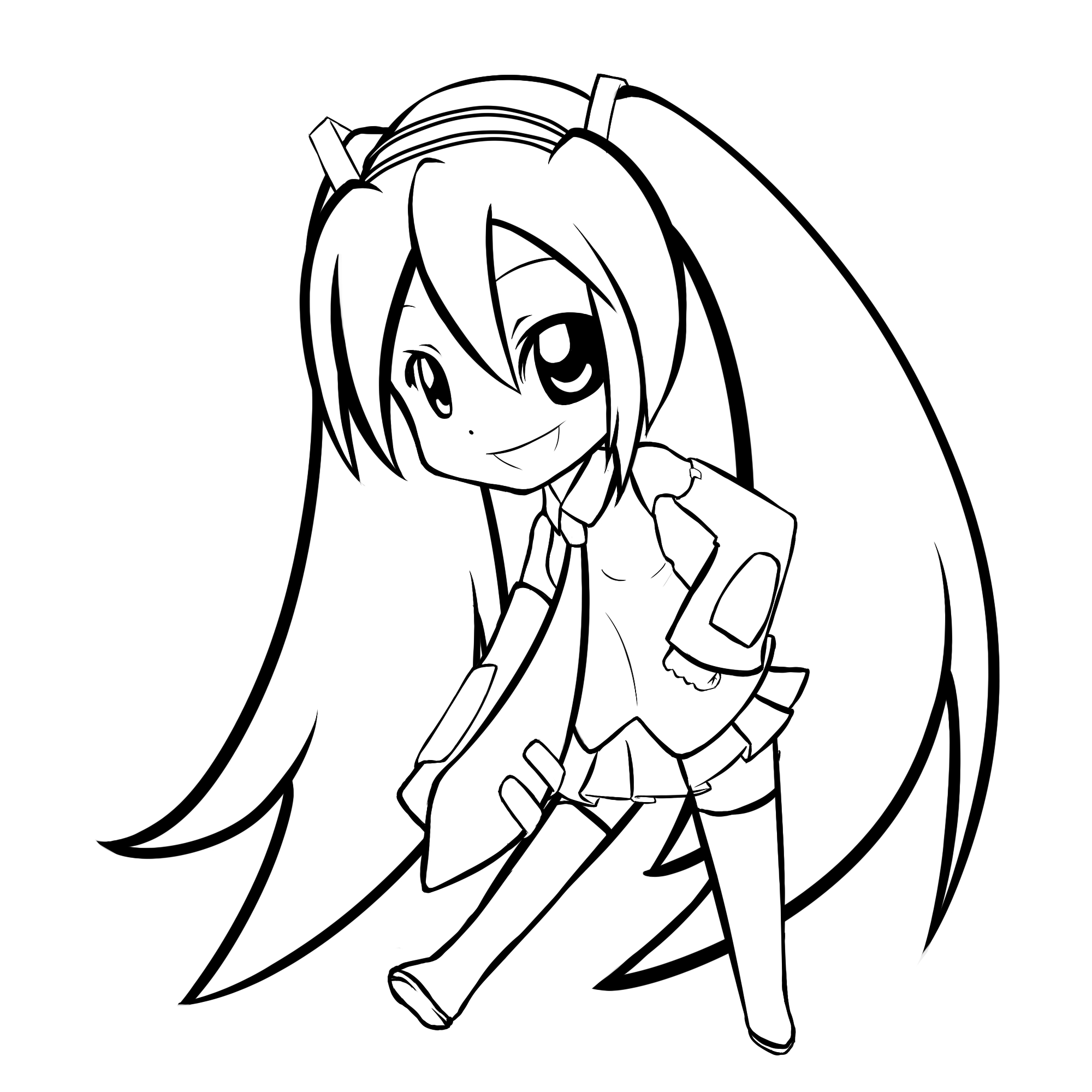 anime coloring pages easy easy drawings to draw anime angel girl get coloring pages coloring anime pages easy