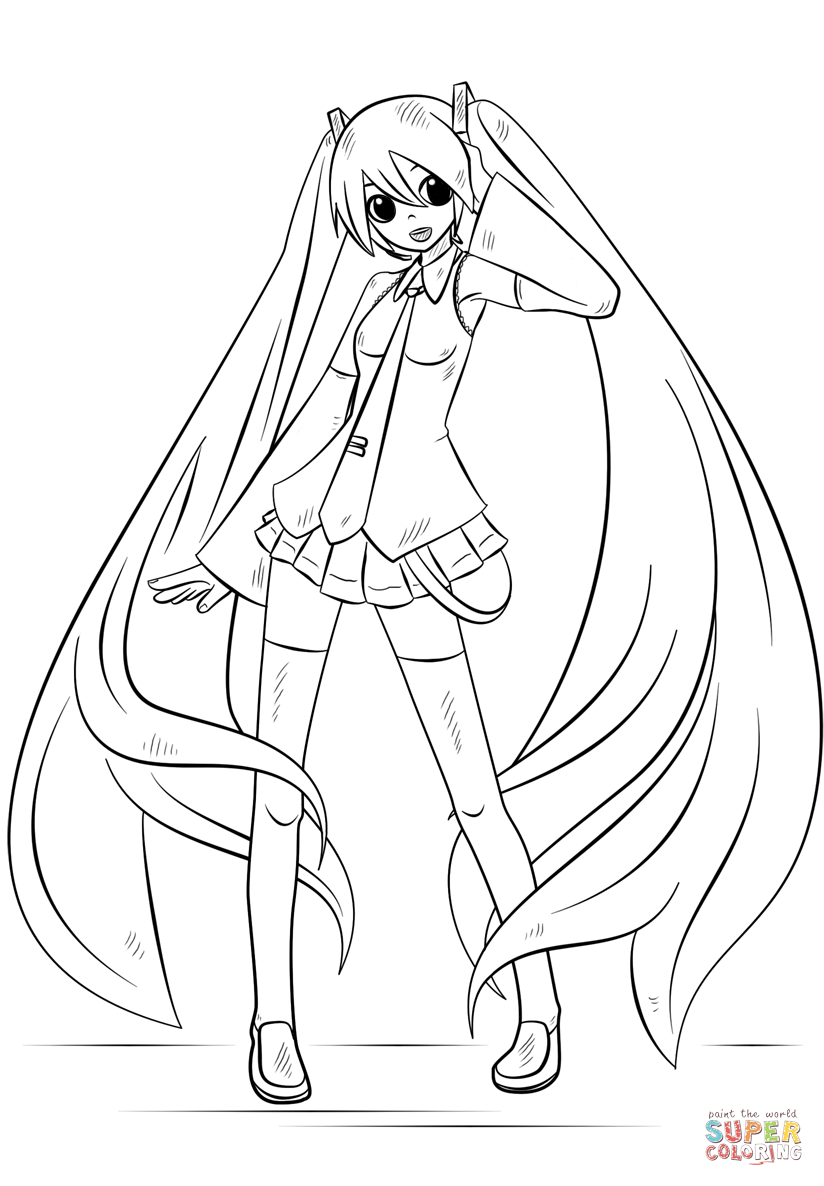 anime coloring pages easy hi there the linearts in this folder are all shared works anime pages coloring easy