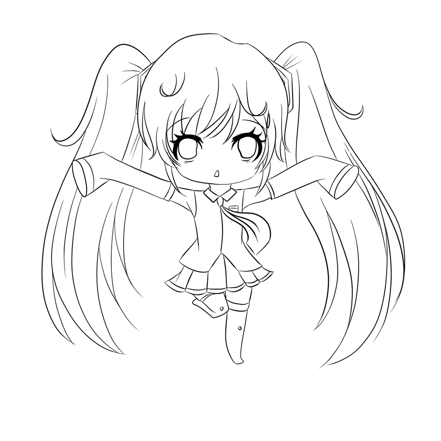 anime coloring pages easy manga drawing for kids at getdrawings free download anime coloring easy pages