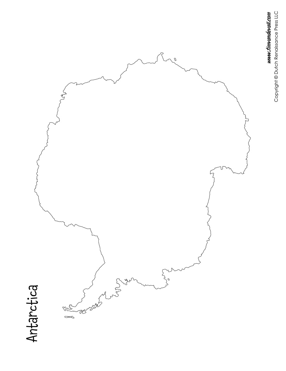 antartica outline antarctica flag coloring pages learny kids antartica outline