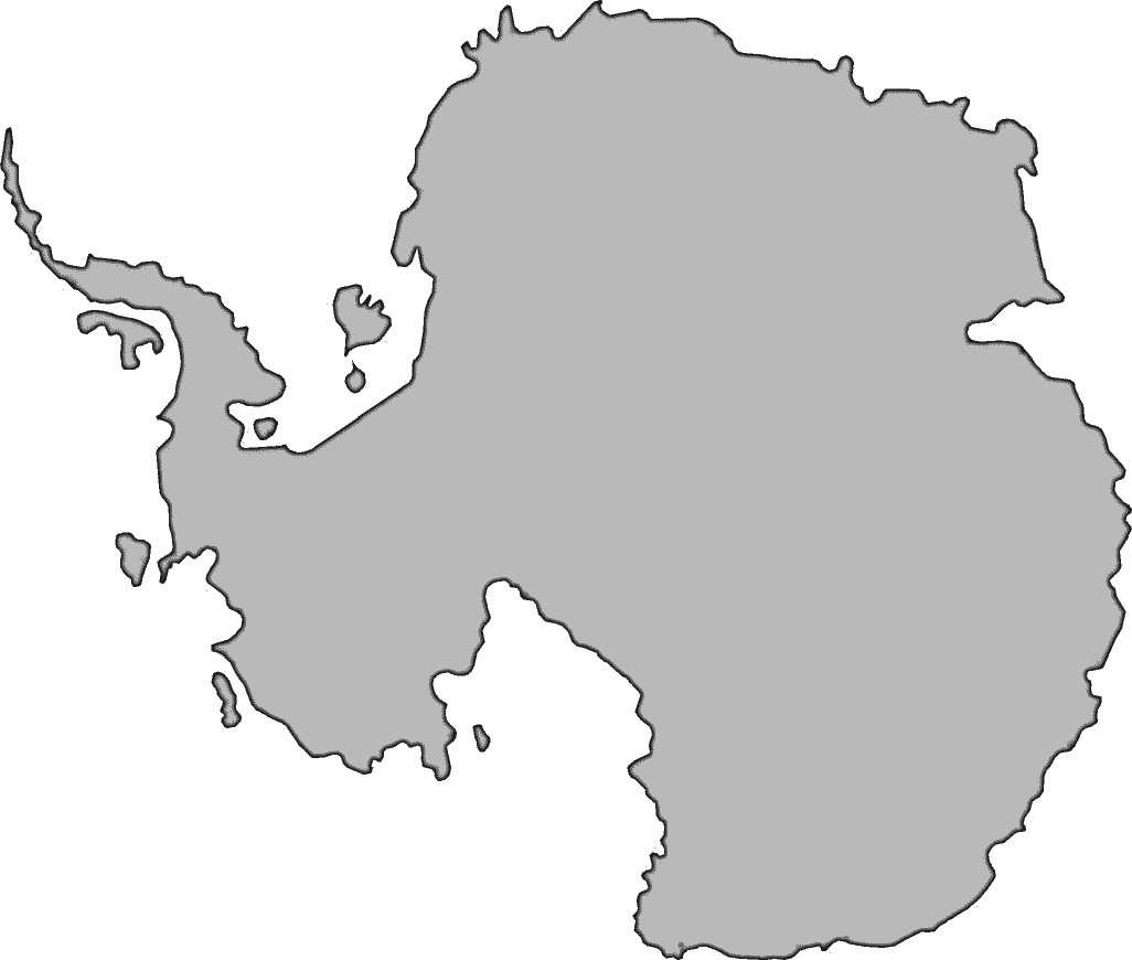 antartica outline antarctica large bw geographycontinentsantarctic antartica outline