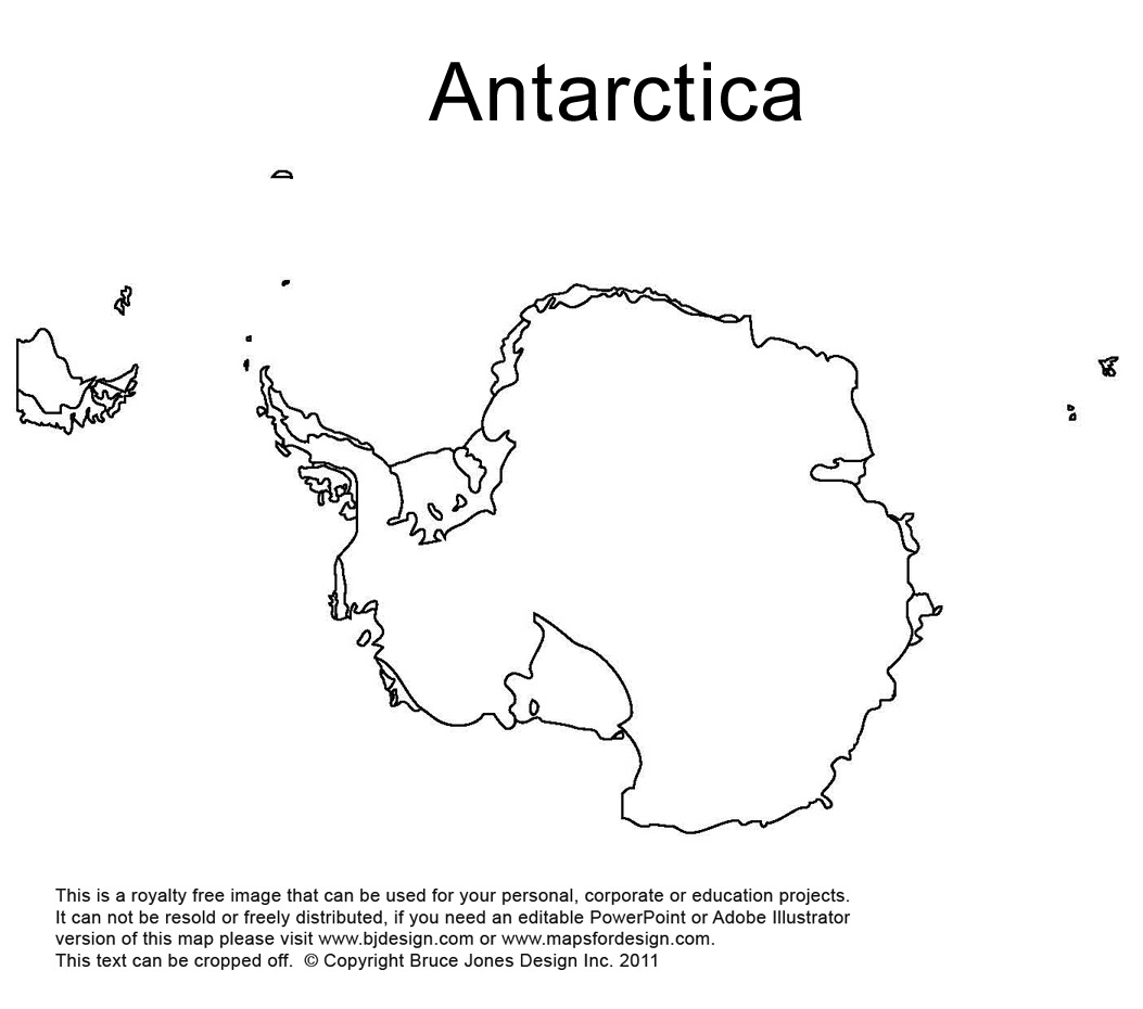 antartica outline images and places pictures and info antarctica map outline antartica outline