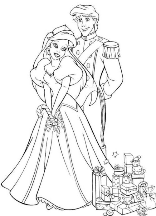 ariel and eric coloring pages ariel and eric coloring pages download ariel and eric and ariel coloring eric pages