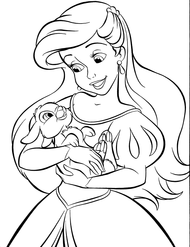 ariel coloring pages free printable the little mermaid cute kawaii resources printable pages ariel free coloring