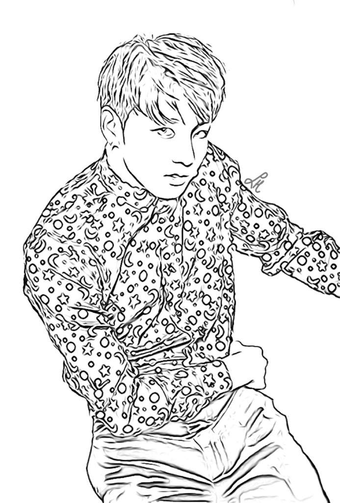 army bts coloring pages bts coloring pages army39s amino pages army coloring bts