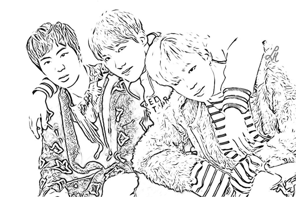 army bts coloring pages kpop coloring pages at getcoloringscom free printable army coloring bts pages