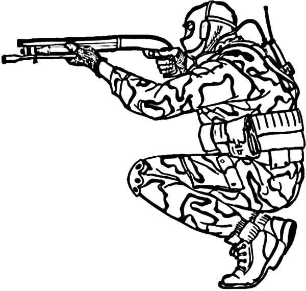 army gun coloring pages military gun coloring pages at getdrawings free download pages coloring army gun
