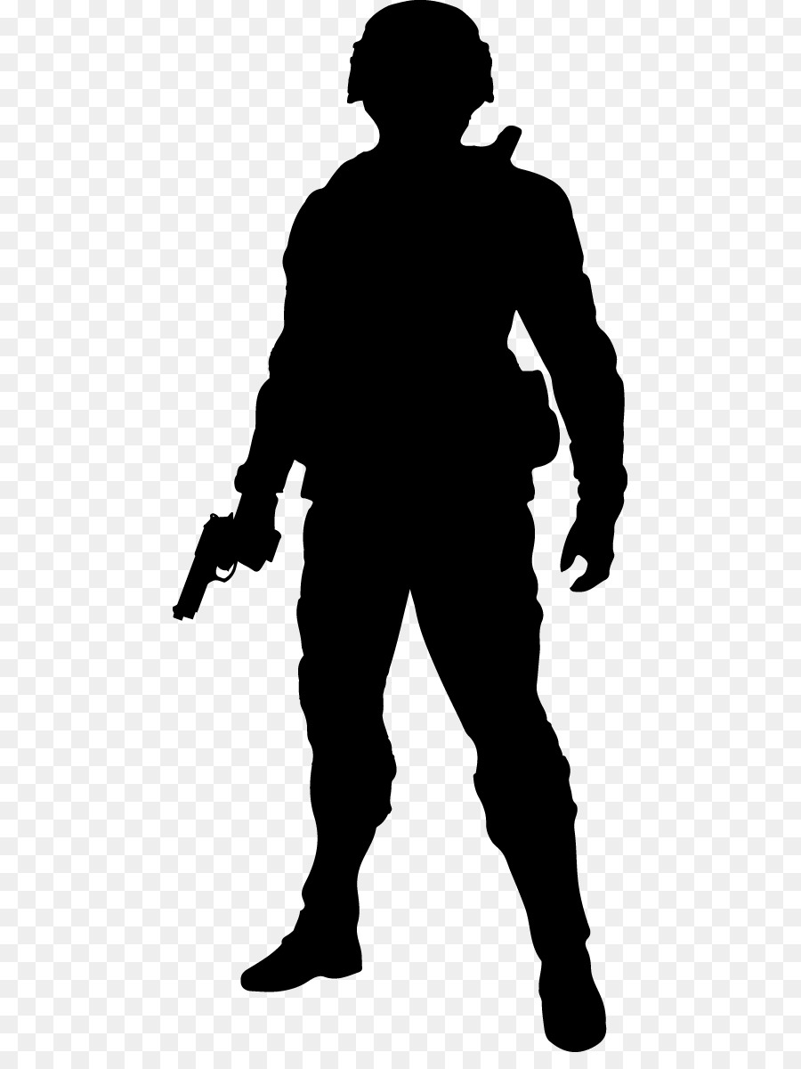 army silhouette soldier salute silhouette vector at getdrawings free silhouette army