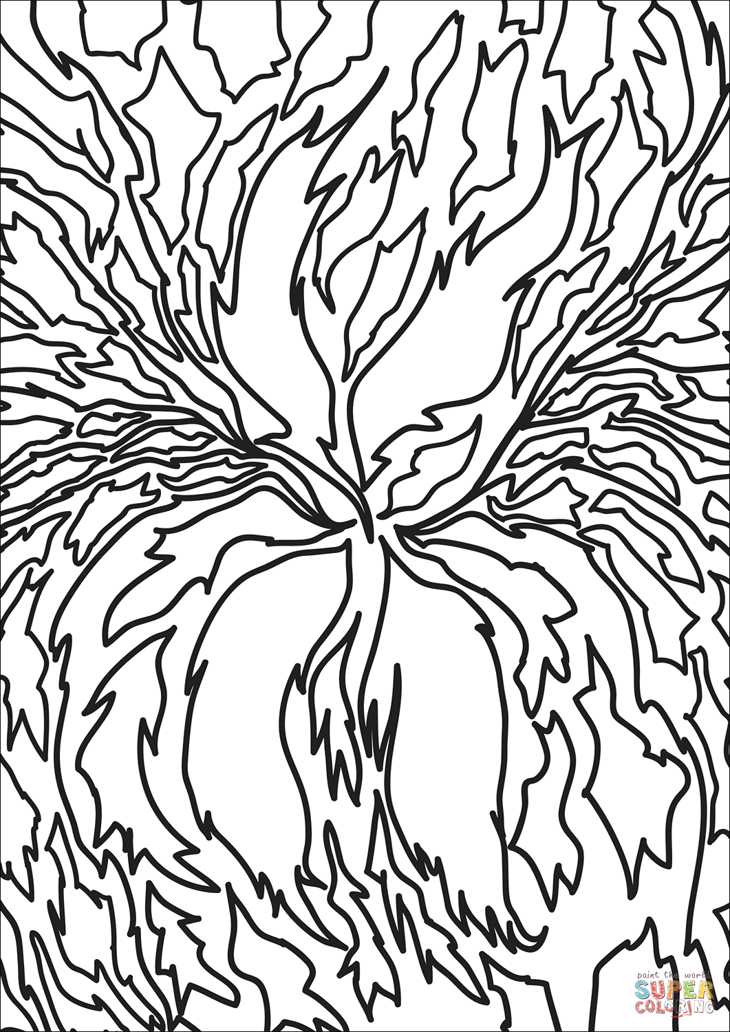 art coloring pages art therapy coloring pages for adults free printable art art coloring pages