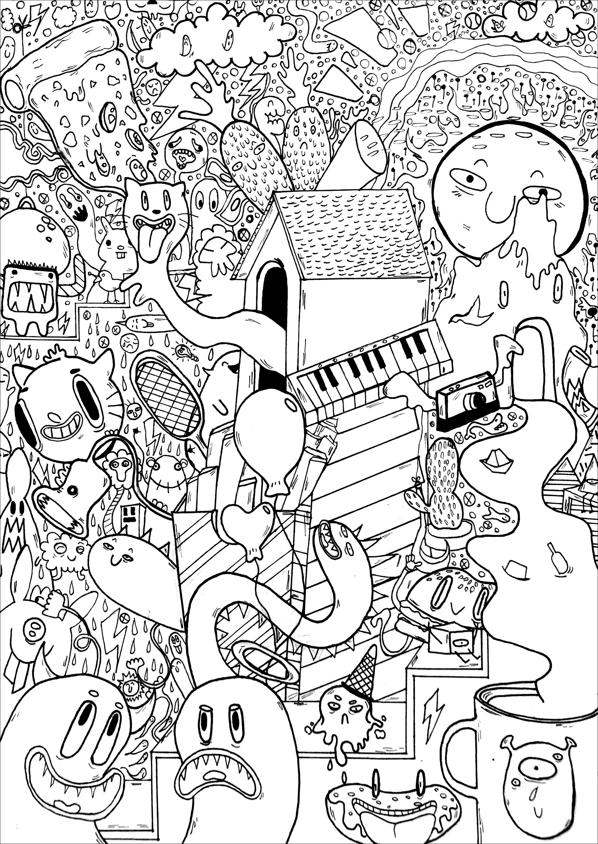 art pages to color art therapy coloring pages for adults free printable art to color art pages