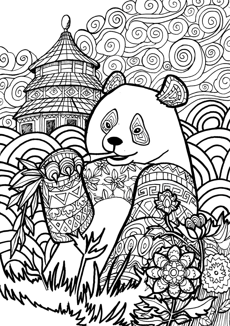 art pages to color art therapy coloring pages to download and print for free art to pages color