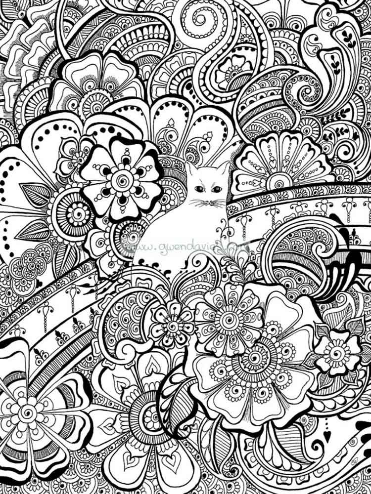 art pages to color flower coloring pages doodle art alley to pages color art