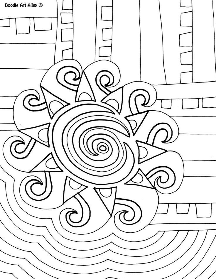 art pages to color free doodle art coloring pages coloring home pages color to art