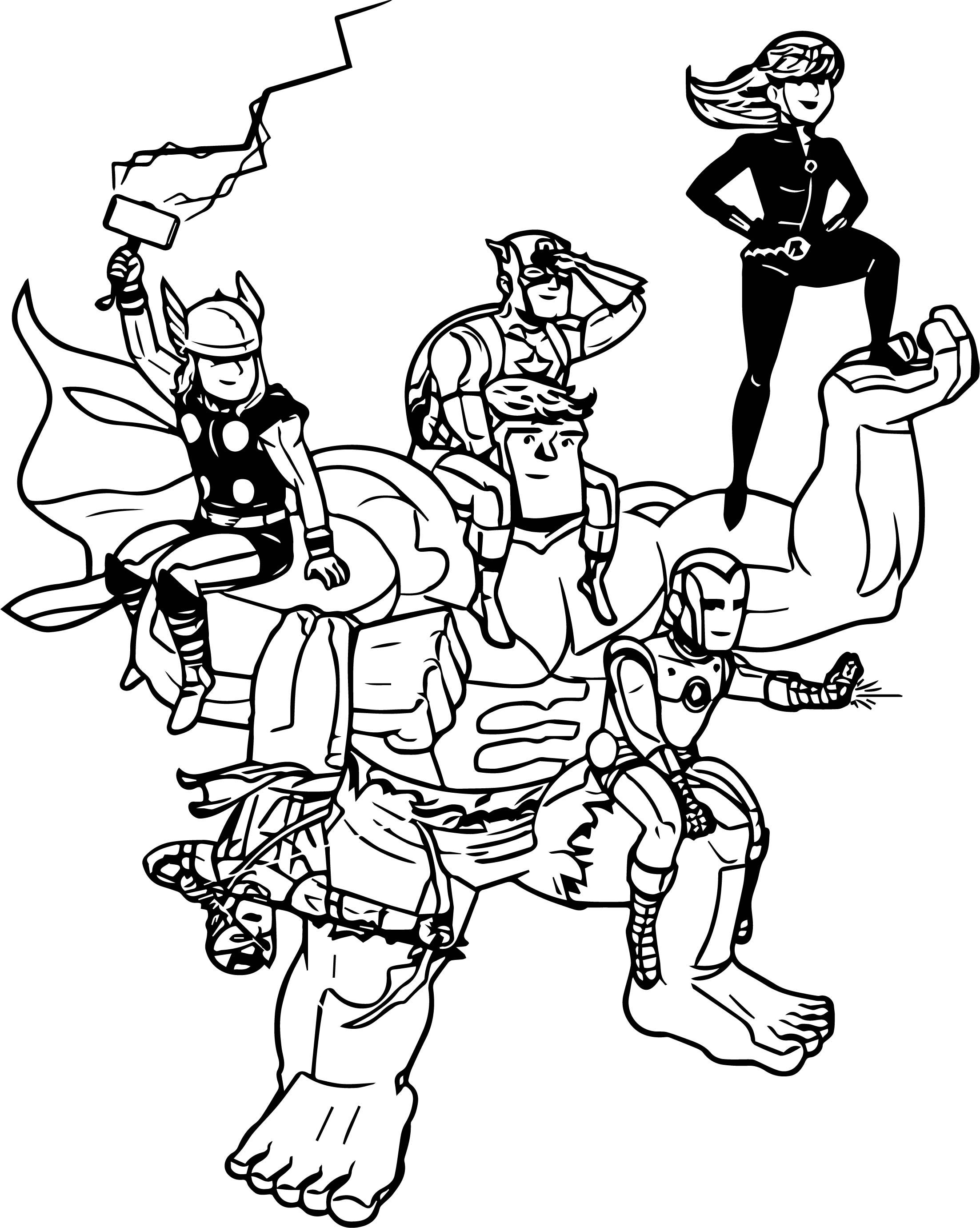 avengers characters coloring pages marvel39s avengers age of ultronofficial art showcase pages coloring characters avengers