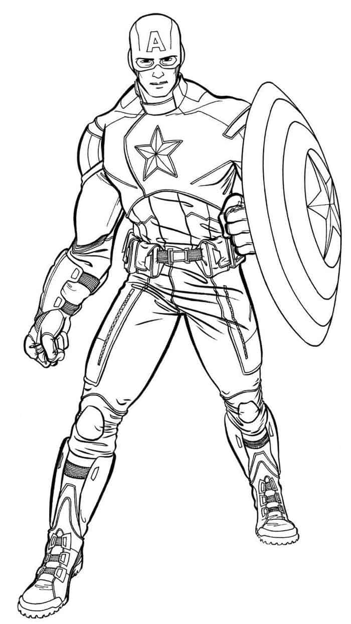 avengers characters coloring pages six members of avengers coloring page free coloring pages coloring avengers characters