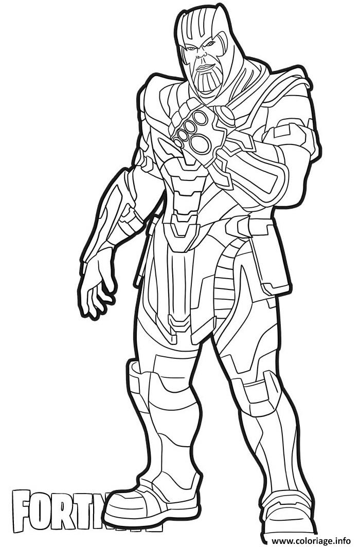 avengers endgame thanos coloring pages dessin thanos a imprimer thanos endgame avengers pages coloring