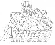 avengers endgame thanos coloring pages fortnite battle royale coloring pages printable thanos endgame pages coloring avengers