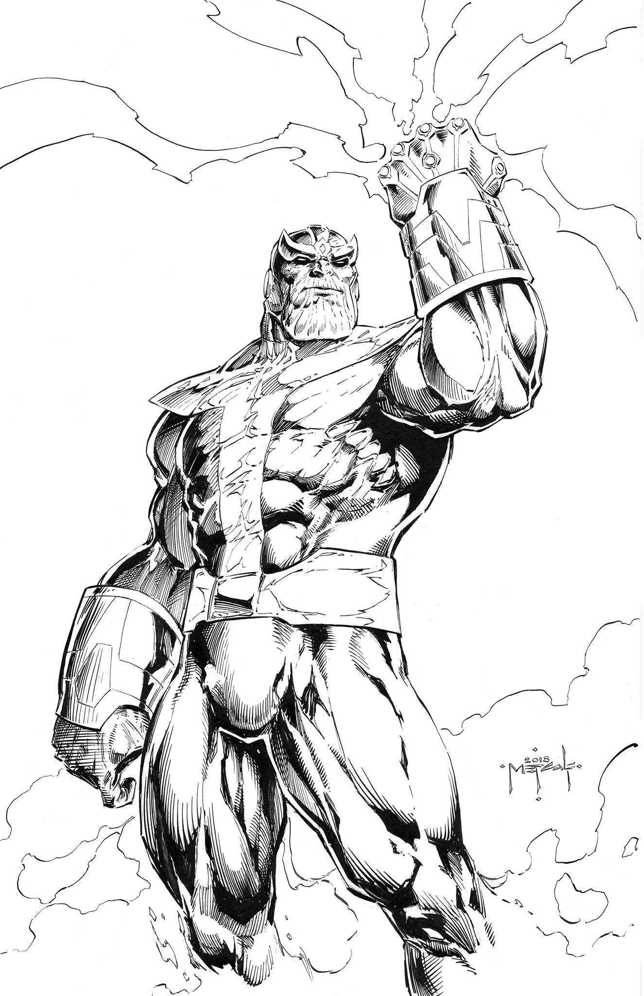 avengers endgame thanos coloring pages thanos by jason metcalf jasonmetcalf thanos dione thanos coloring pages endgame avengers