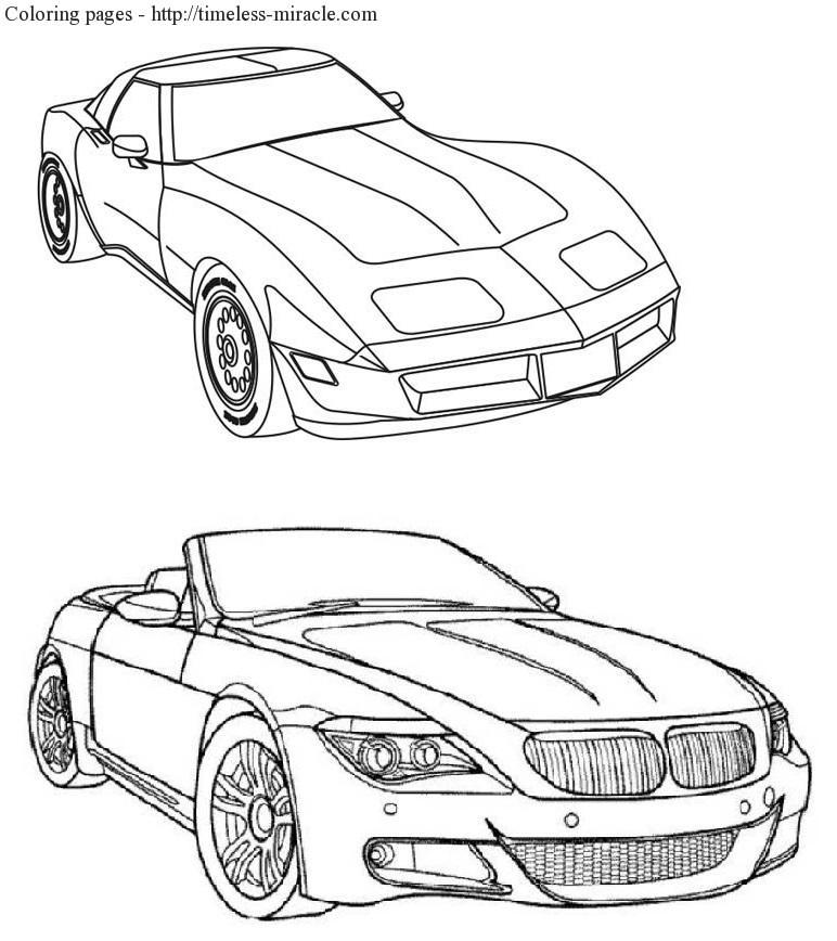 awesome car coloring pages coolcars free colouring pages coloring car awesome pages
