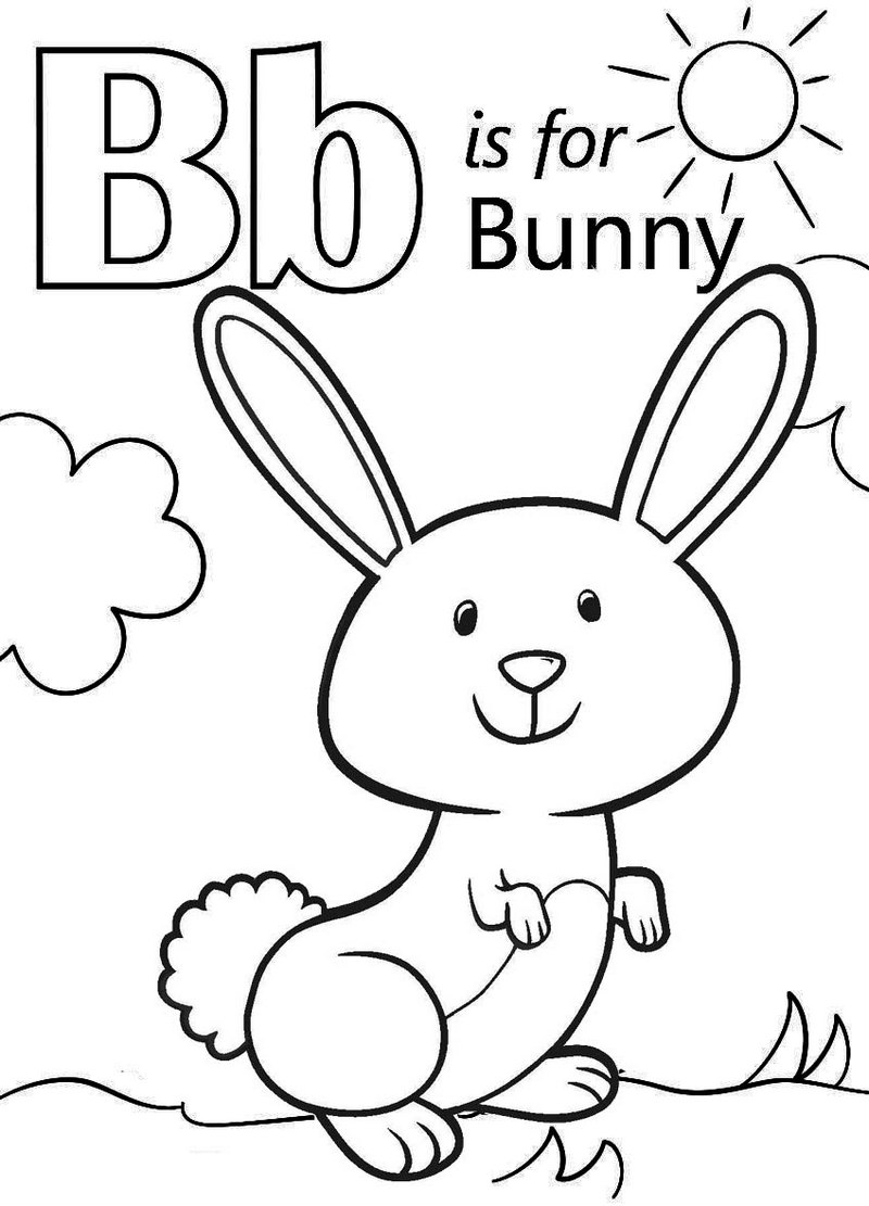 b coloring sheets letter b coloring pages preschool and kindergarten coloring sheets b