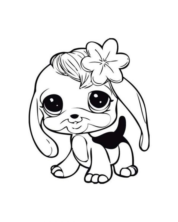 baby dog coloring pages baby dog learn to walk in littlest pet shop coloring pages coloring pages baby dog