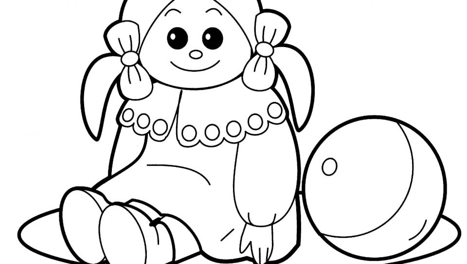 baby doll coloring page baby doll coloring page at getdrawings free download baby doll coloring page