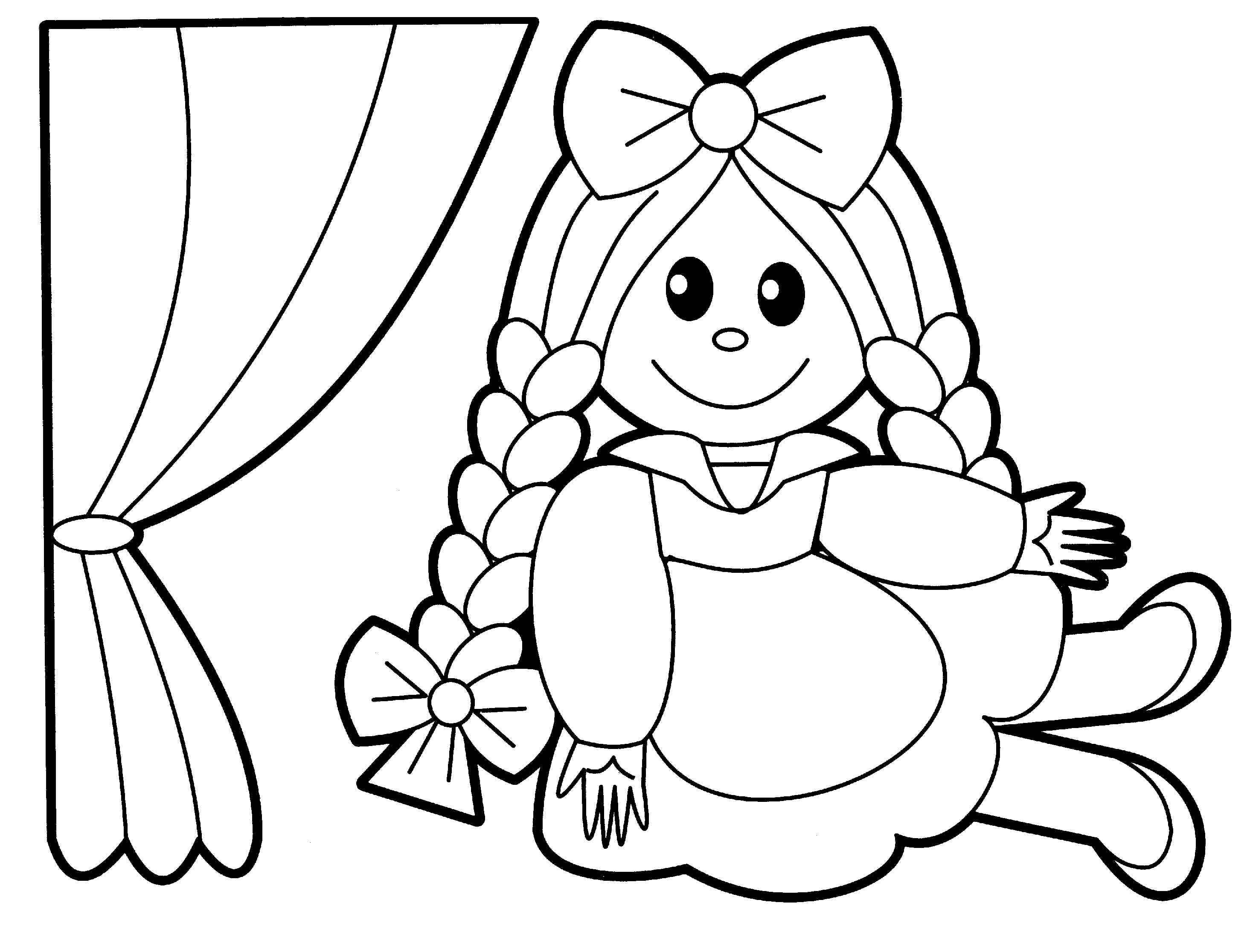 baby doll coloring page free printable baby doll coloring pages throughout inside page coloring baby doll
