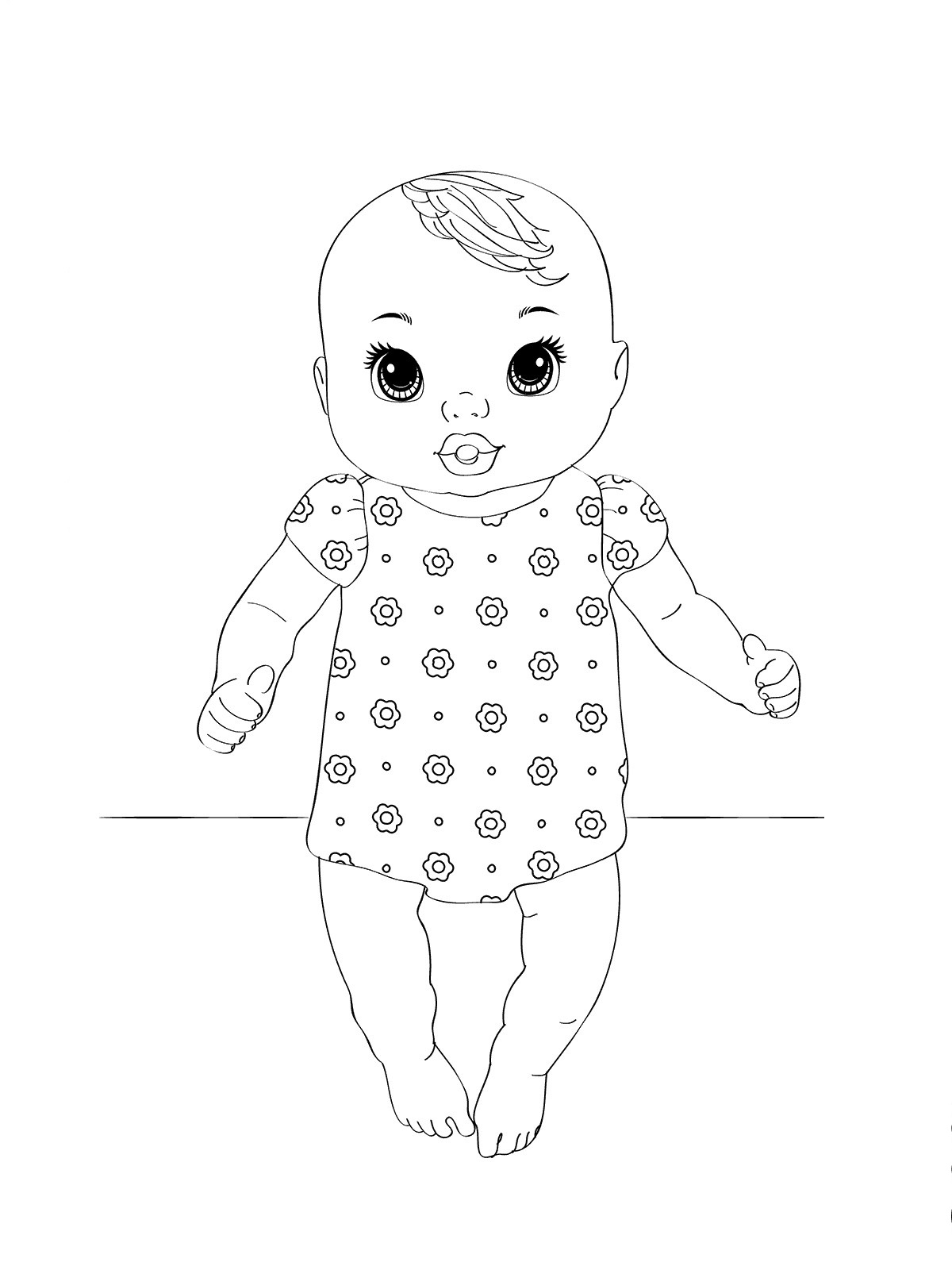 baby for coloring baby alive coloring pages educative printable coloring for baby