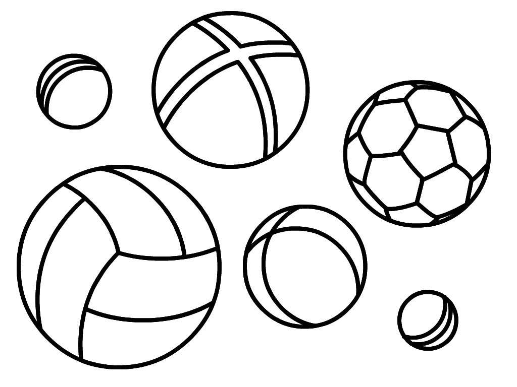 ball coloring pages ball coloring page child coloring ball pages coloring