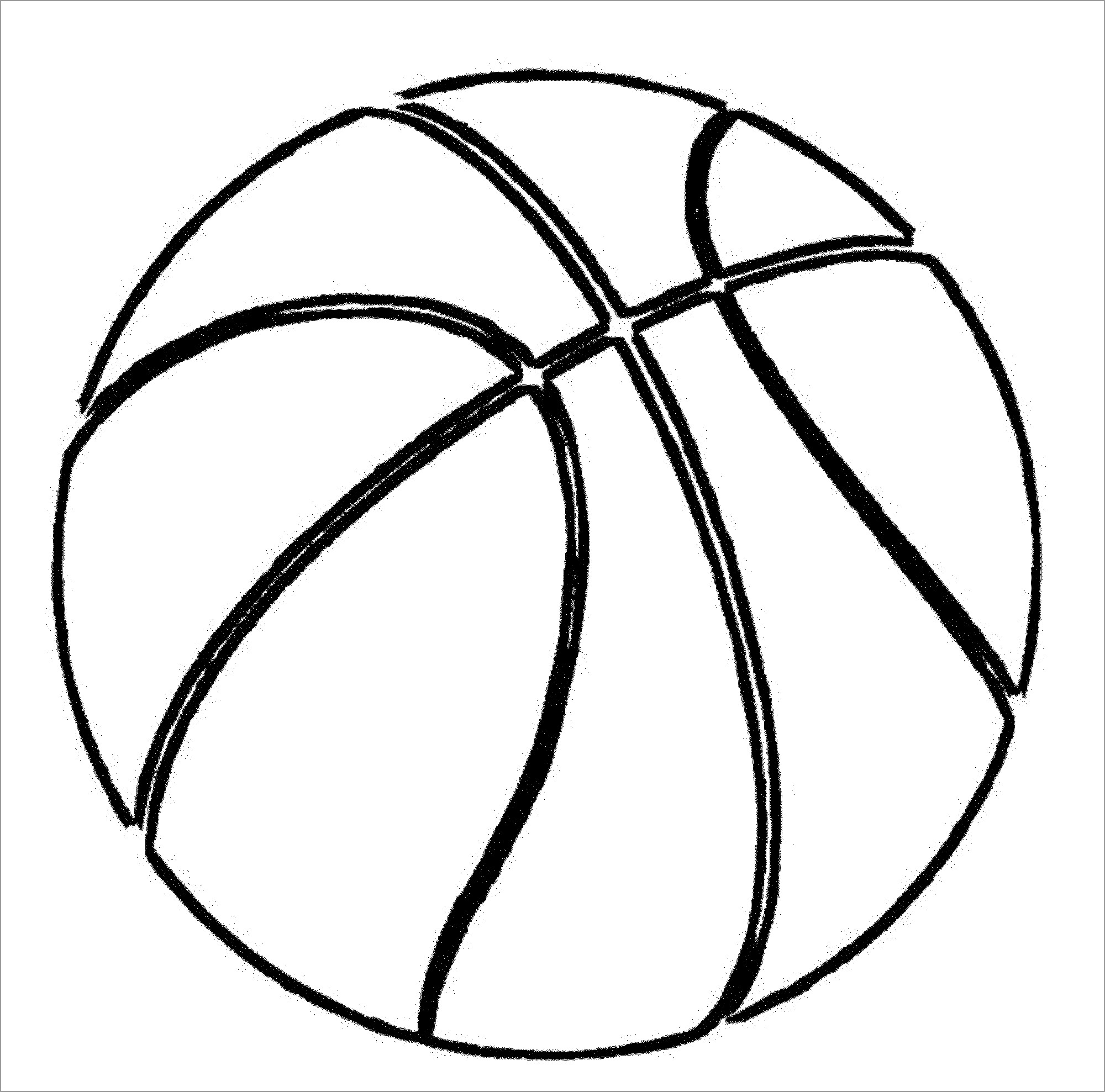 ball coloring pages printable picture of a soccer ball clipart best pages ball coloring