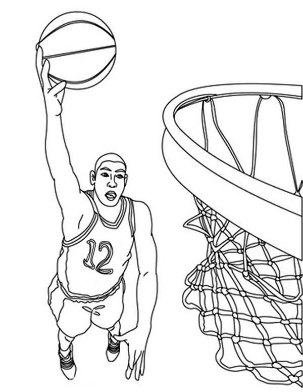 basketball player coloring page coloring pages for basketball players bestappsforkidscom page player basketball coloring