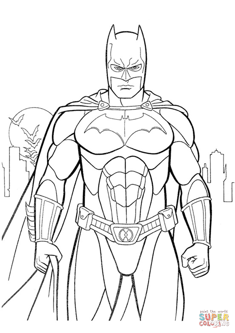 batman free coloring pages coloring pages batman free downloadable coloring pages free pages batman coloring