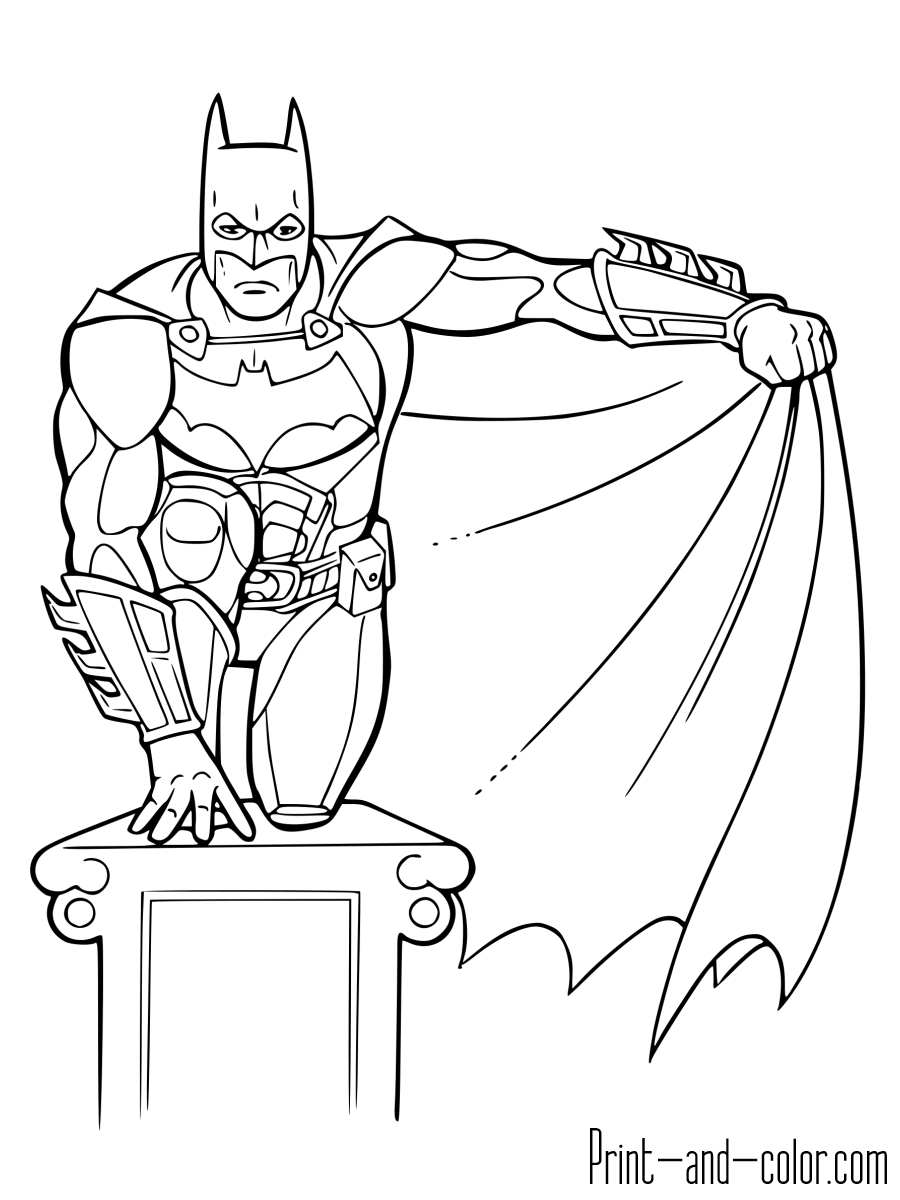batman pictures for coloring batman free to color for children batman kids coloring pages coloring pictures for batman