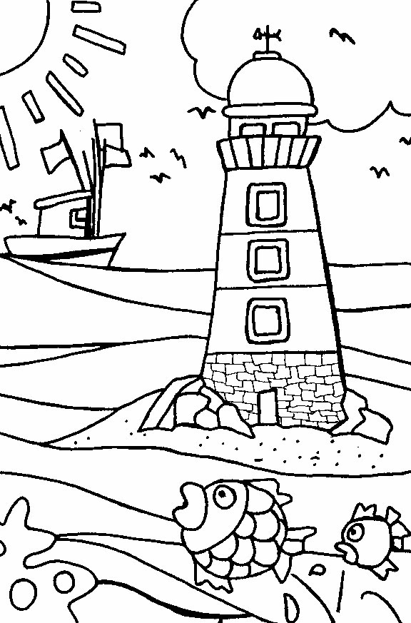 beach colouring page coloring pages beach shells coloring pages download and print for free page beach pages colouring coloring