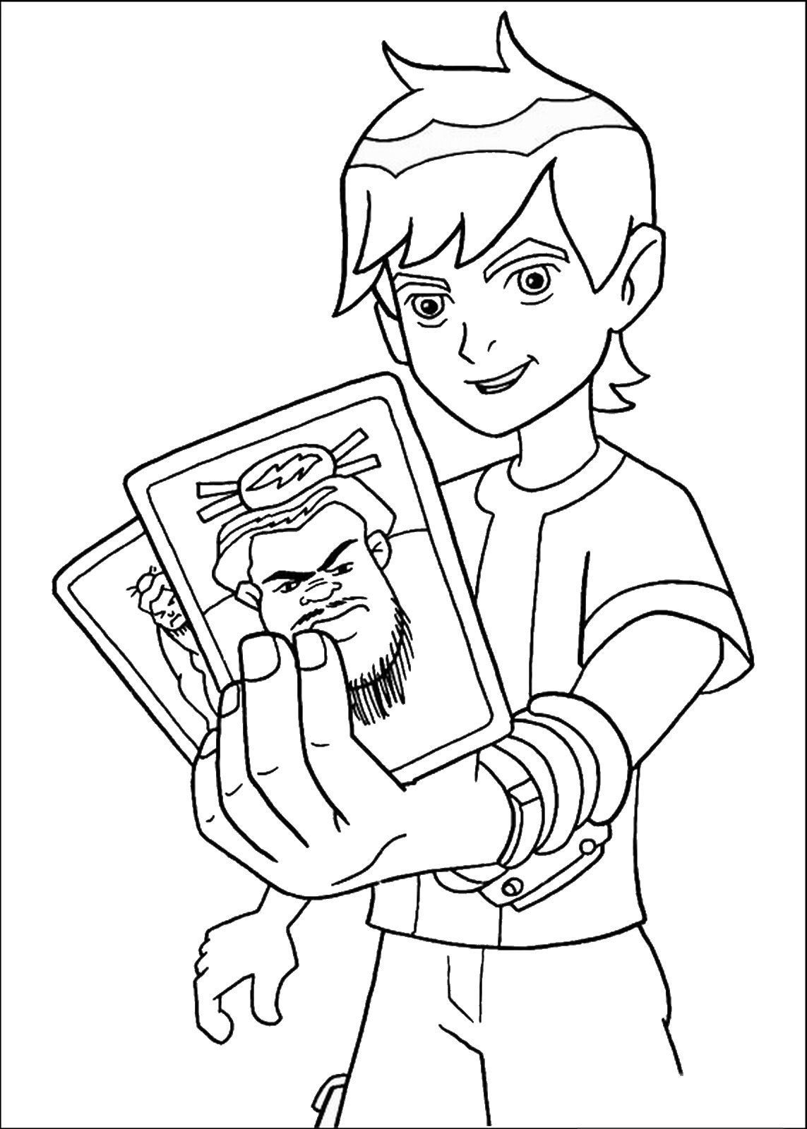 ben 10 coloring page ben 10 coloring pages realistic coloring pages coloring page 10 ben