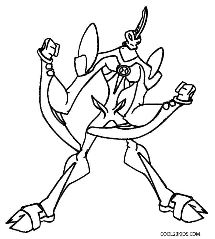 ben 10 coloring page ben ten coloring pages for boys print for free coloring page 10 ben