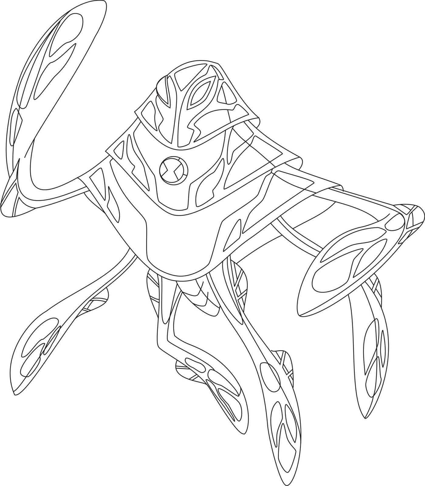 ben 10 for coloring ben 10 alien force coloring pages at getcoloringscom 10 coloring ben for
