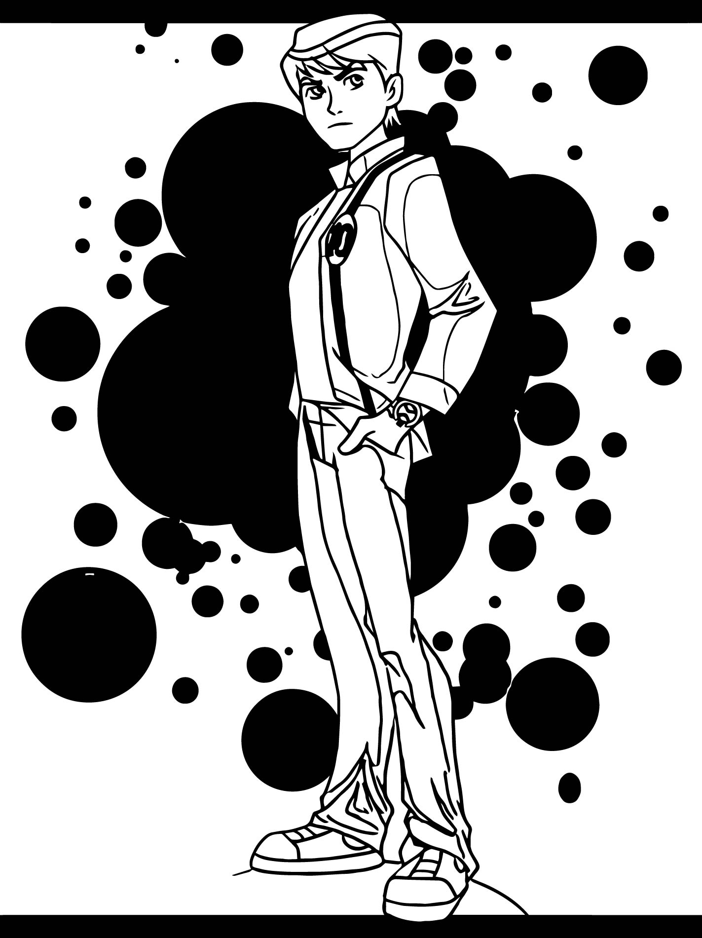 ben 10 for coloring ben 10 alien force coloring pages at getcoloringscom coloring ben for 10