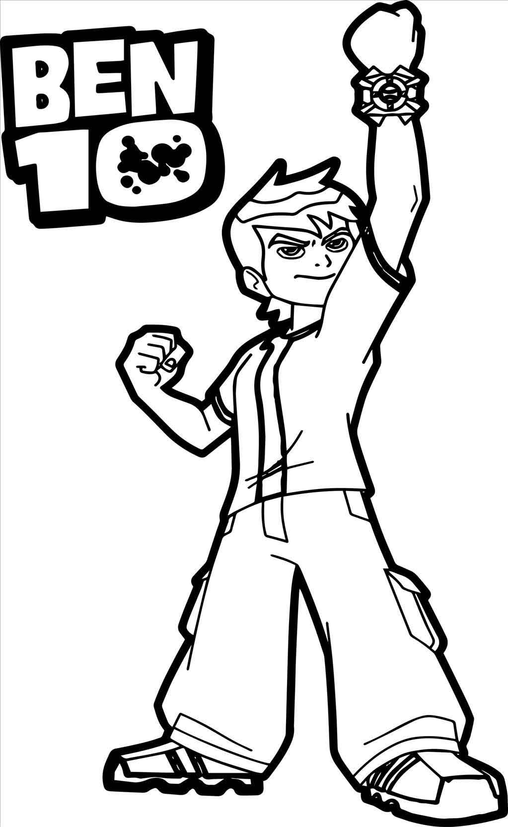 ben 10 for coloring ben 10 coloring pages coloring for ben 10 1 1