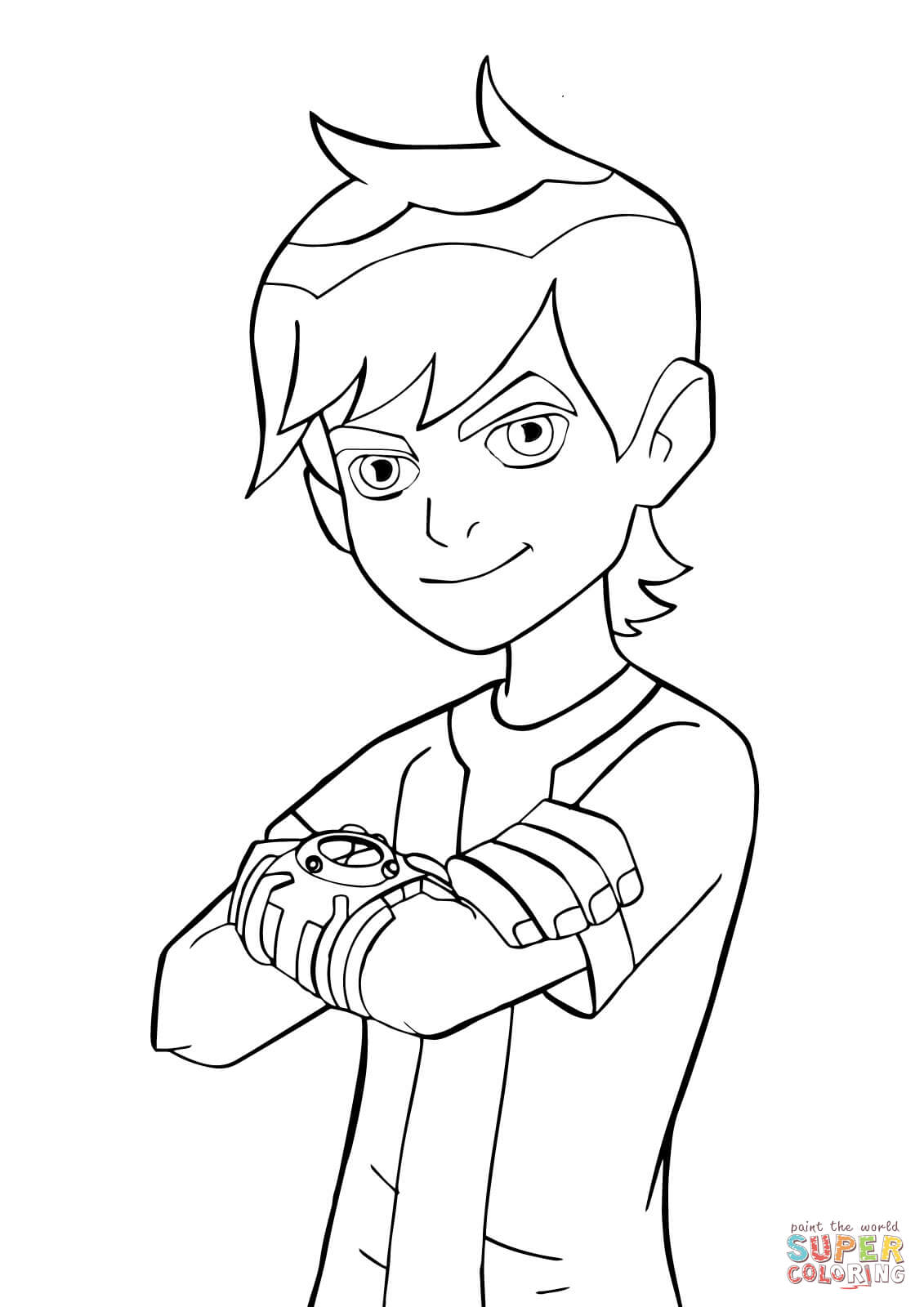 ben 10 for coloring ben 10 coloring pages coloring pages to download and print for 10 coloring ben
