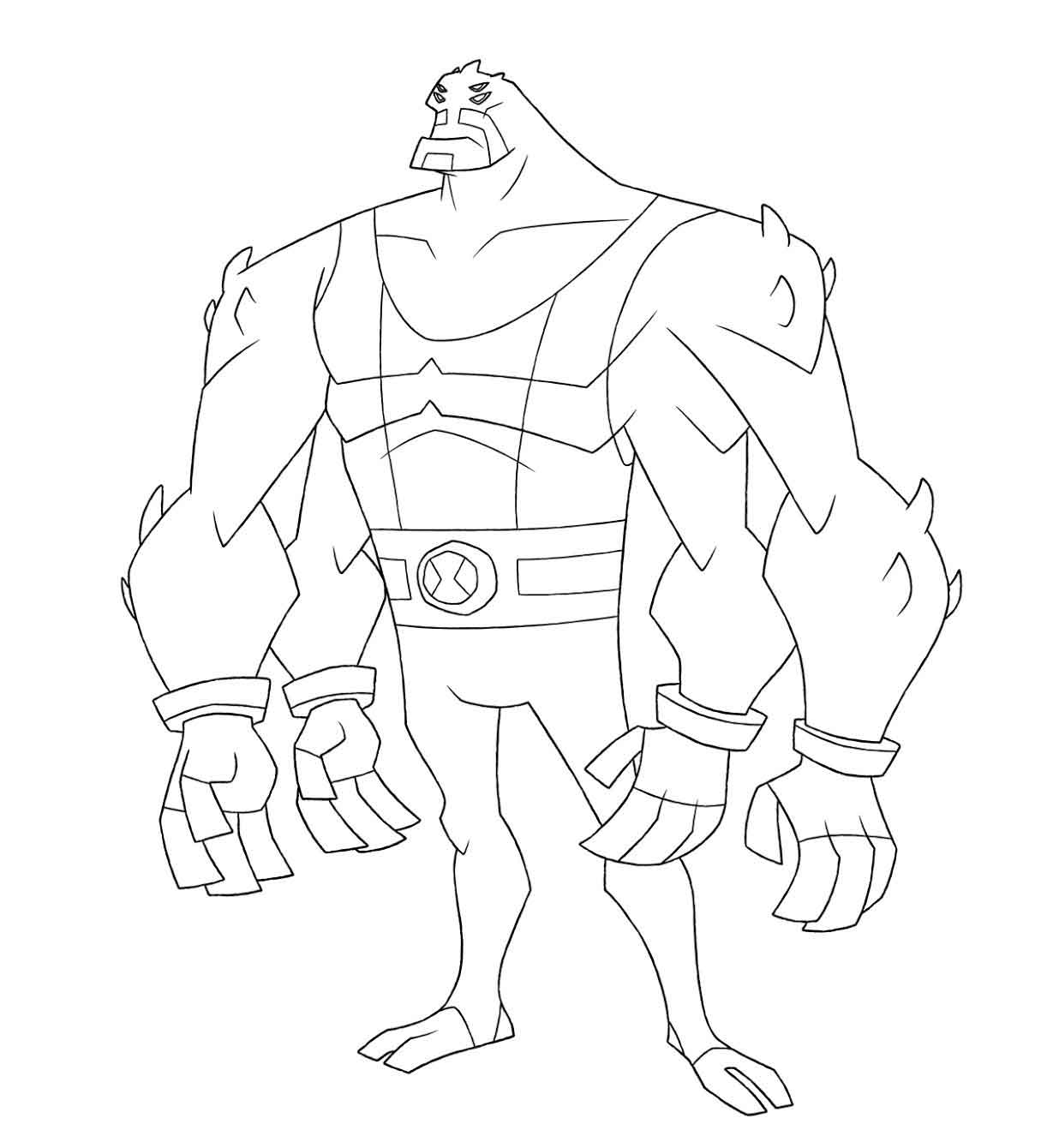 ben 10 for coloring ben 10 coloring pages realistic coloring pages coloring for 10 ben